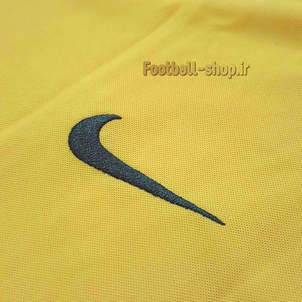 لباس اورجینال آستین کوتاه کلاسیک 1998 برزیل-Nike