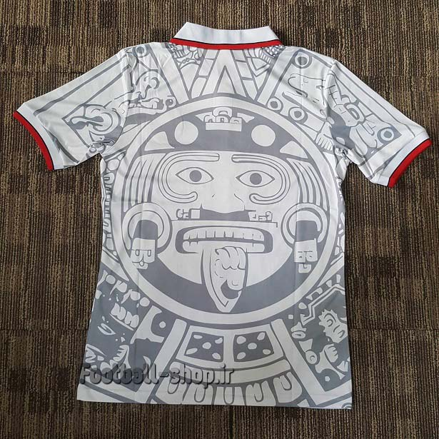 لباس دوم اورجینال آستین کوتاه کلاسیک 1998 مکزیک-ABA