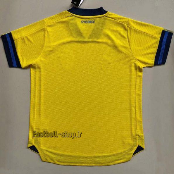 پیراهن اول اورجینال 2021 سوئد-Adidas-ورژن بازیکن(Player)