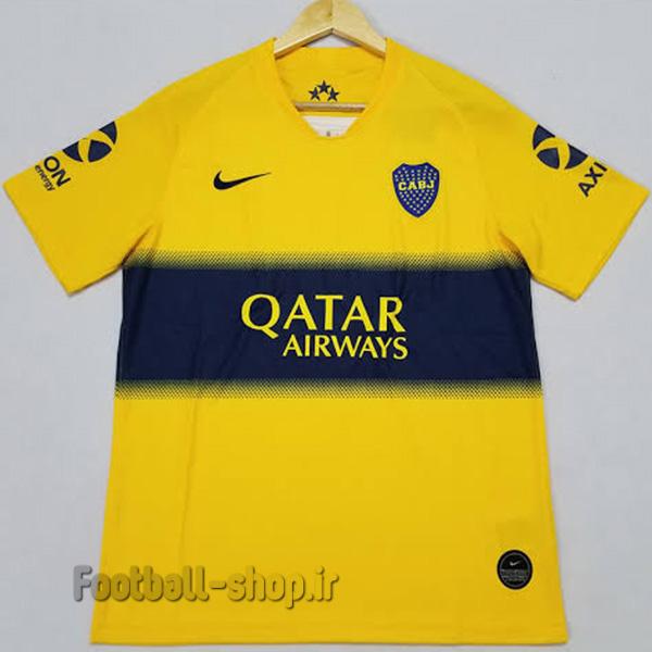 لباس زرد گرید یک +A اریجینال 2020 بوکاجونیورز-Nike