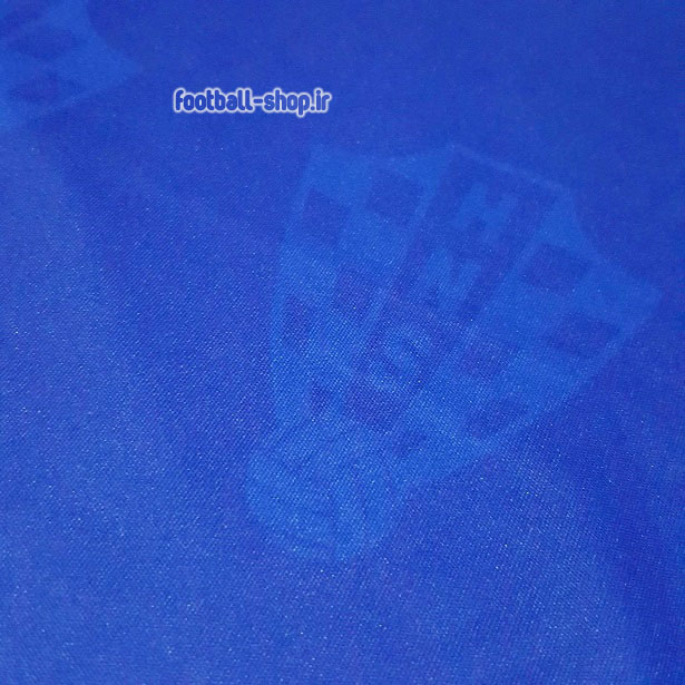 لباس دوم اورجینال آستین کوتاه کلاسیک 1998 کرواسی-Lotto
