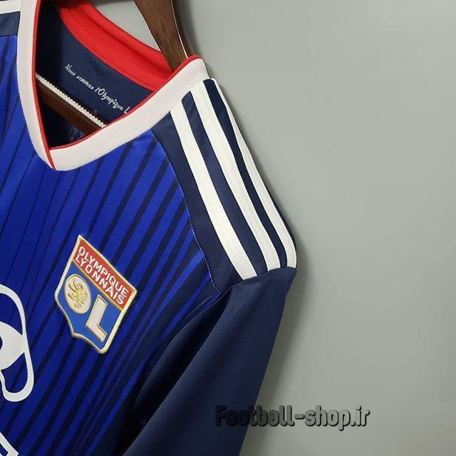 لباس دوم گرید یک +A اریجینال 2020 لیون-Adidas