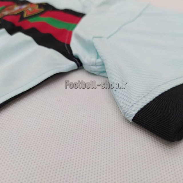 لباس دوم سفید قرمز اریجینال گرید یک 2021 پرتغال-Nike
