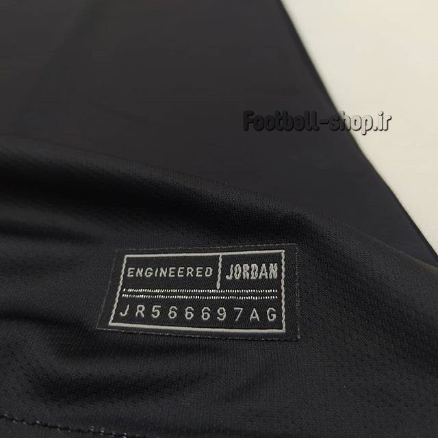 لباس چهارم مشکی گرید یک +A اریجینال 2020 پاری سن ژرمن-Nike