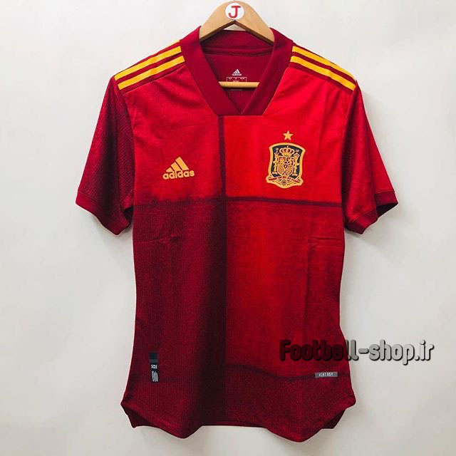 لباس اول اورجینال 2021 اسپانیا-Adidas-ورژن بازیکن(Player)