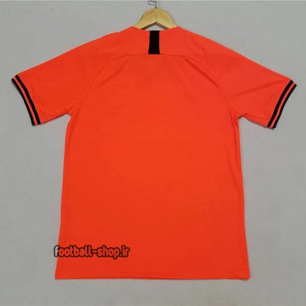 لباس دوم نارنجی اریجینال +A پاری سن ژرمن 2020-Jordan