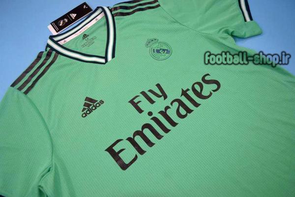لباس سوم ورژن پلیر اورجینال 2019-2020 رئال مادرید-Adidas-player