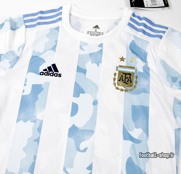 لباس اول ورژن بازیکن اریجینال درجه یک +A آرژانتین2021-Adidas
