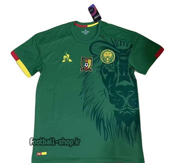 لباس اول سبز اریجینال درجه یک +A کامرون 2020-Puma