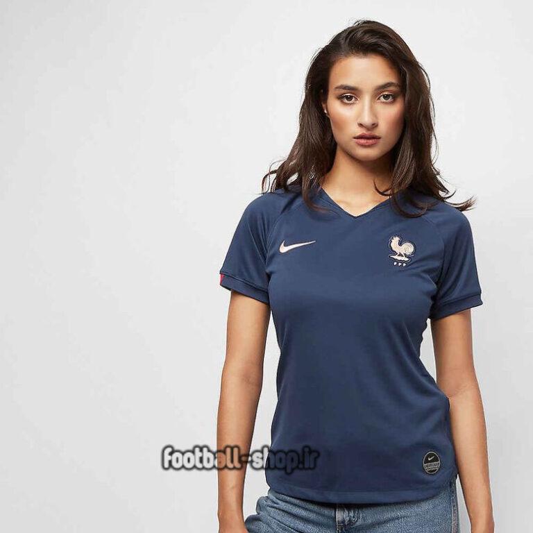 """لباس اول اریجینال +A گرید یک""""زنانه""""فرانسه 2020-Nike"""