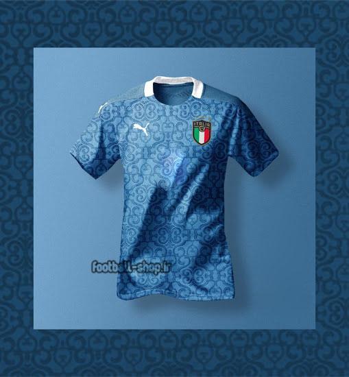 لباس خاص رنسانس آبی اریجینال درجه یک +A ایتالیا 2020-Puma