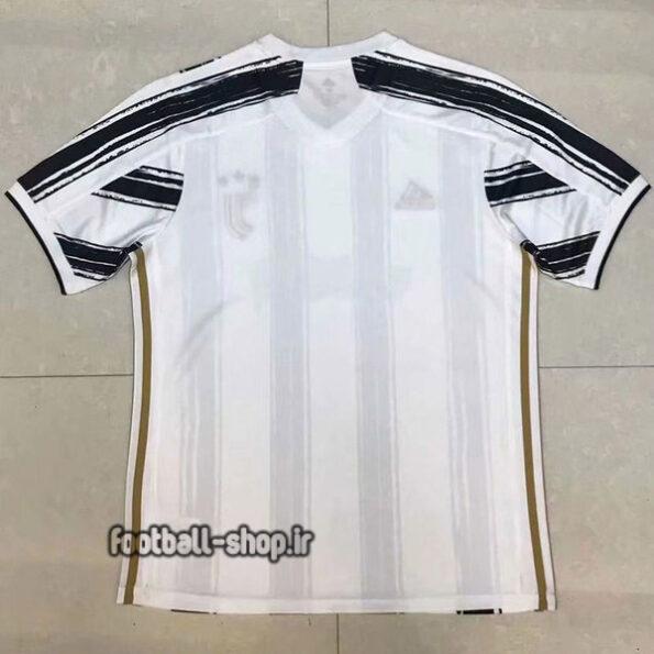 لباس اول سفیدمشکی اریجینال درجه یک +A یوونتوس2021-Adidas