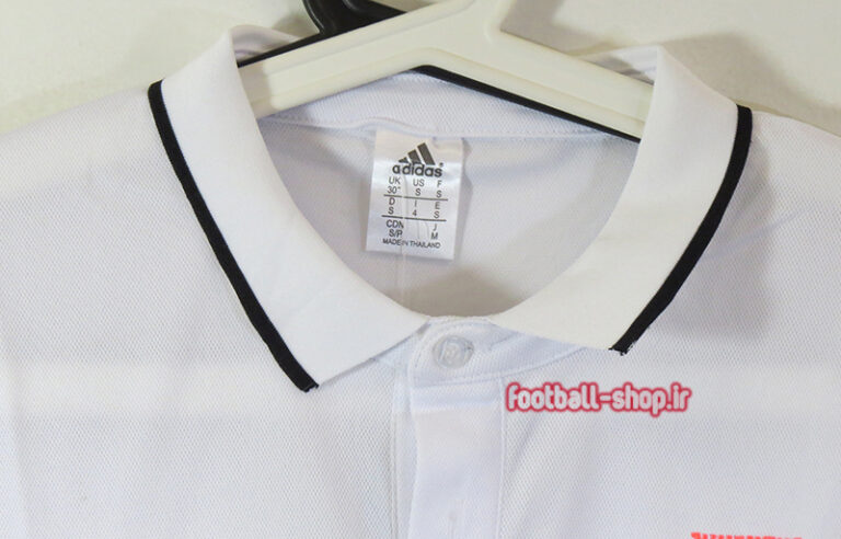 پولوشرت سفید اورجینال +A درجه یک 2020 یوونتوس-Adidas