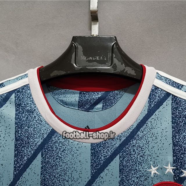 لباس دوم اریجینال درجه یک +A آژاکس 2021-2020-Adidas