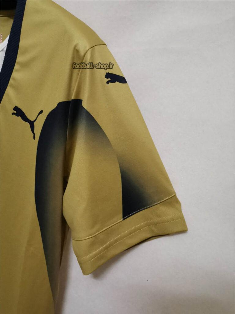 لباس دروازبانی نوستالژی و کلاسیک اریجینال درجه یک ایتالیا 2006-Puma