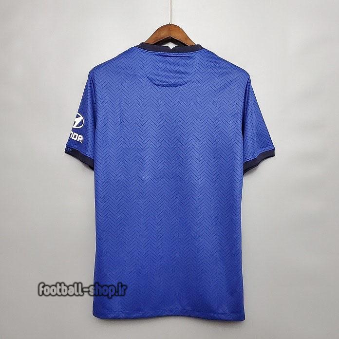 لباس و شورت اول آبی اریجینال درجه یک +A چلسی 2021-2020-Nike