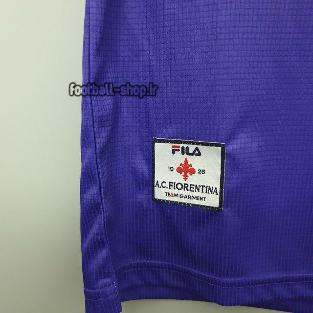 لباس اول نوستالژی و کلاسیک اریجینال درجه یک فیورنتینا 1998/99-FILA