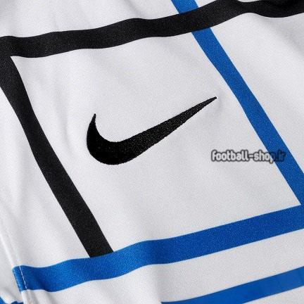 لباس دوم سفید اریجینال درجه یک +A اینترمیلان 2021-2020-Nike