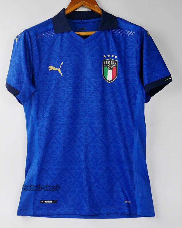 لباس اول ورژن بازیکن اریجینال درجه یک +A ایتالیا 2021-Puma
