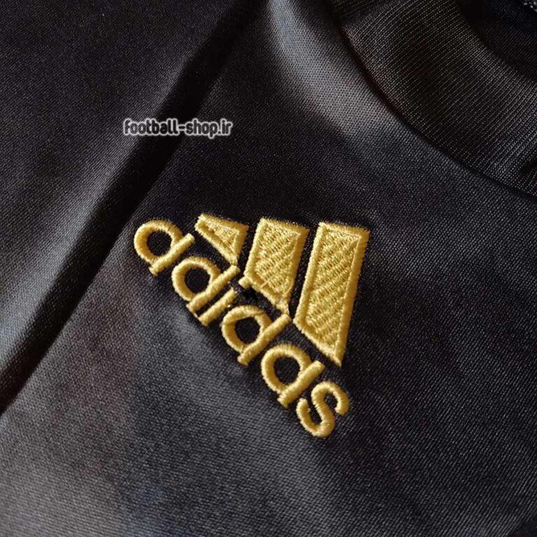 لباس دوم مشکی کلاسیک اریجینال درجه یک لیورپول 10-2009-Adidas