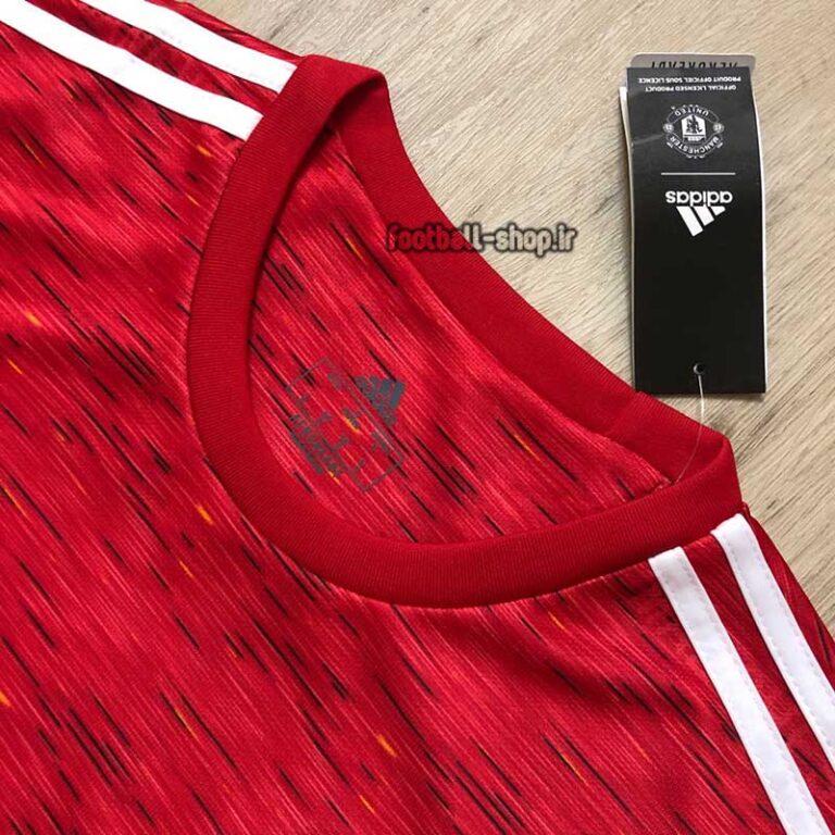 لباس اول اریجینال درجه یک +A منچستریونایتد 2021-2020-Adidas