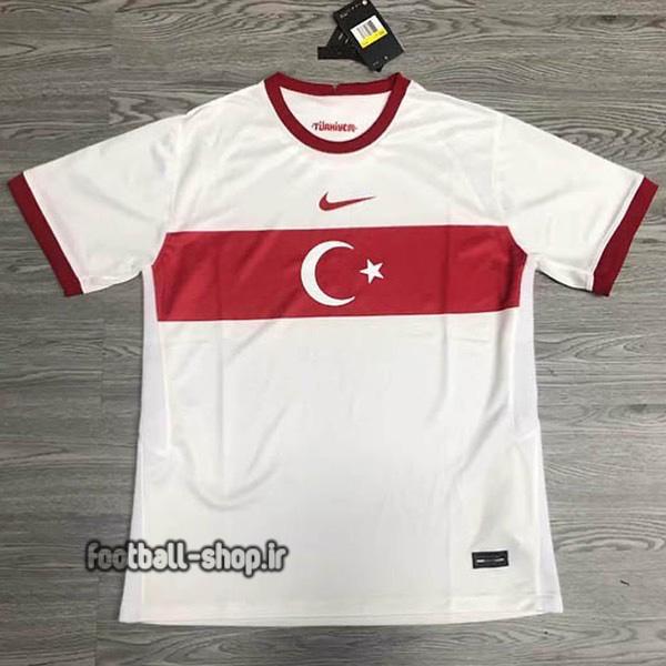 لباس دوم سفید اریجینال درجه یک +A ترکیه 2021-2020-Nike