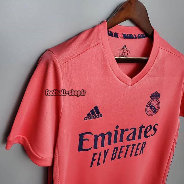 کیت دوم رسمی اریجینال آ پلاس رئال مادرید 2021-Adidas