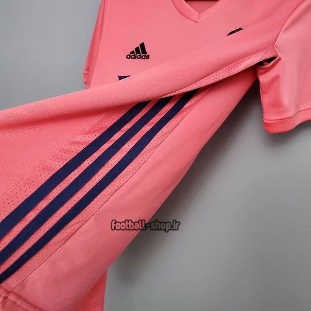 کیت دوم رسمی اریجینال آ پلاس رئال مادرید 2021-2020-Adidas