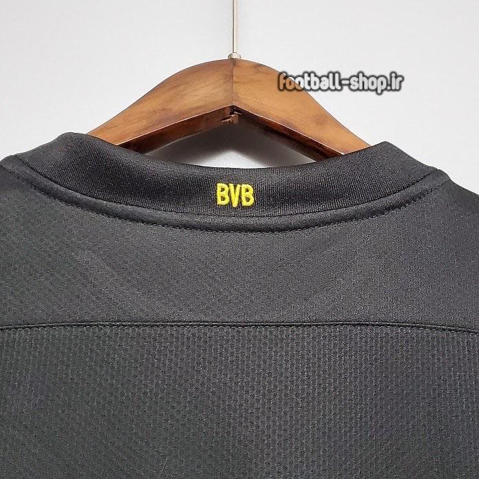 لباس دوم مشکی اریجینال درجه یک +A دورتموند 2020-2021-Puma
