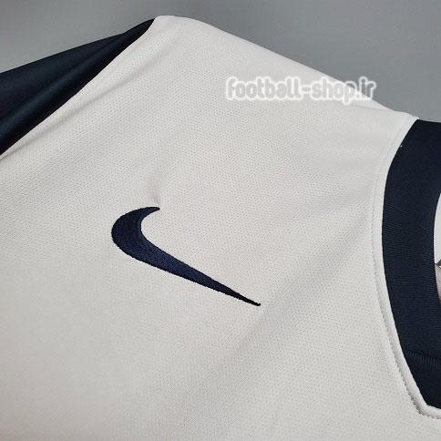 لباس دوم سفید سرمه ای اریجینال آ پلاس کلاب آمریکا2021-Nike