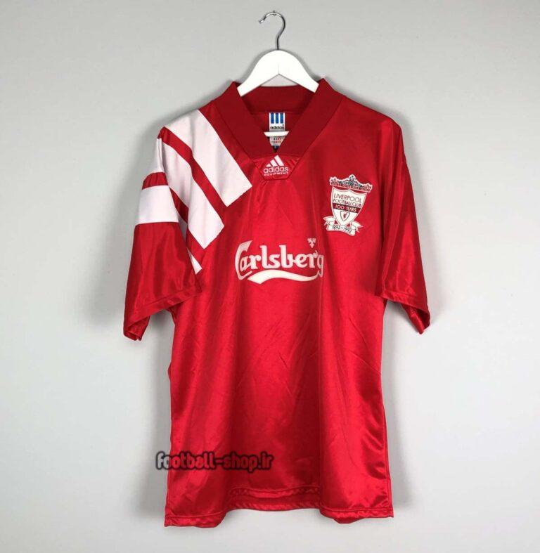 لباس قرمز کلاسیک لیورپول 1993-اریجینال آ پلاس-Adidas