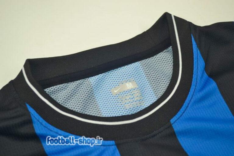 لباس اریجینال آ پلاس کلاسیک اینترمیلان 2010-Nike