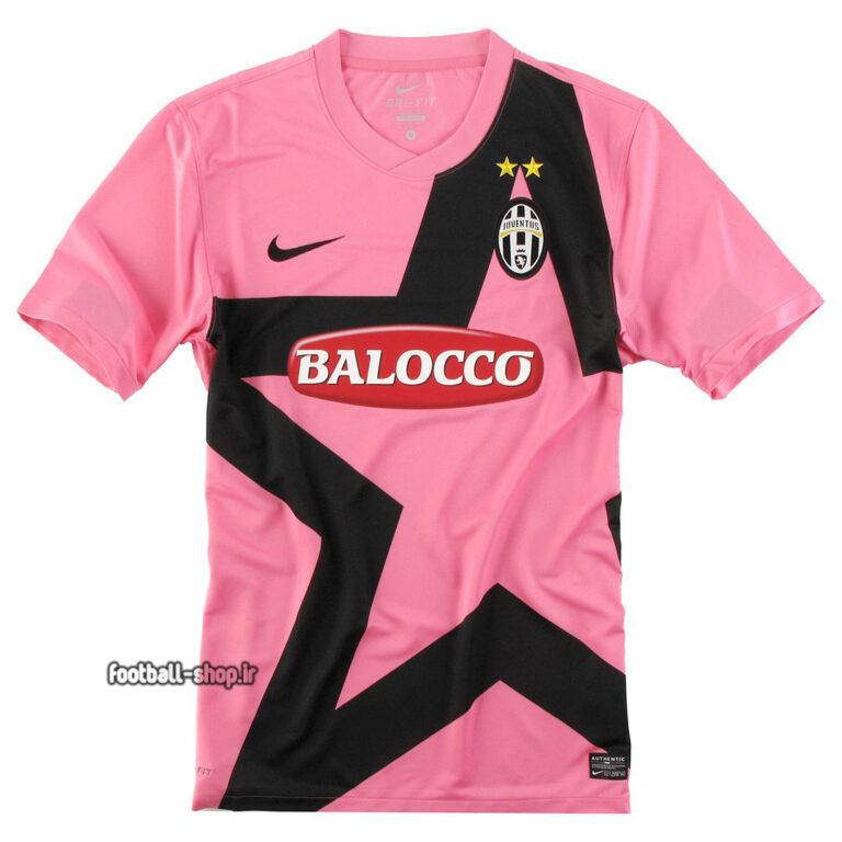 لباس کلاسیک یوونتوس اریجینال آ پلاس 2011-2012-Nike