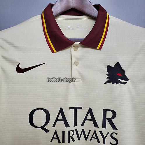 لباس دوم عاجی رنگ اریجینال آ پلاس آس رم 2021-Nike