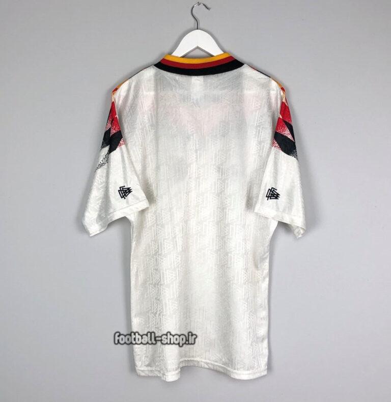 لباس اول سفید کلاسیک 1994 آلمان اریجینال-Adidas