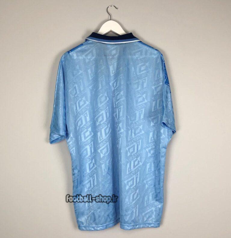 کیت اریجینال آ پلاس لباس اول کلاسیک انگلیس 1992-Umbro