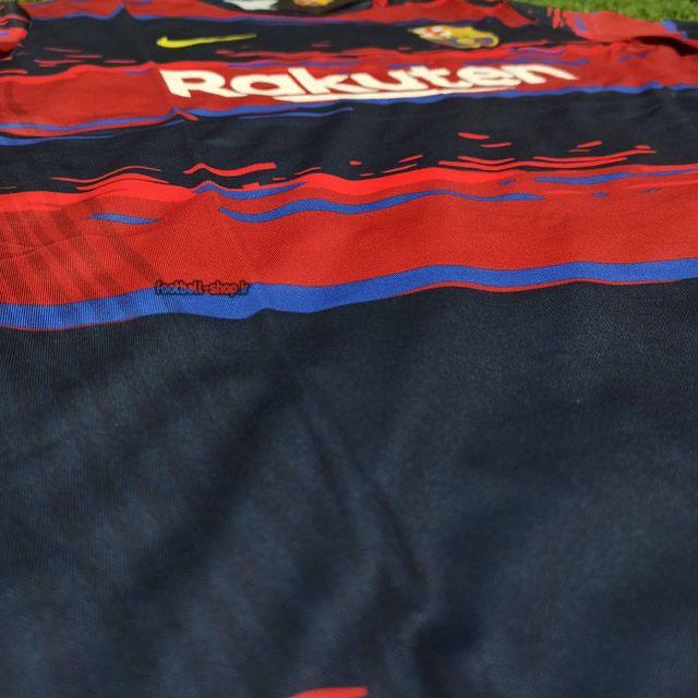 لباس هواداری ورژن بازیکن اریجینال آ پلاس بارسلونا 2021-Nike