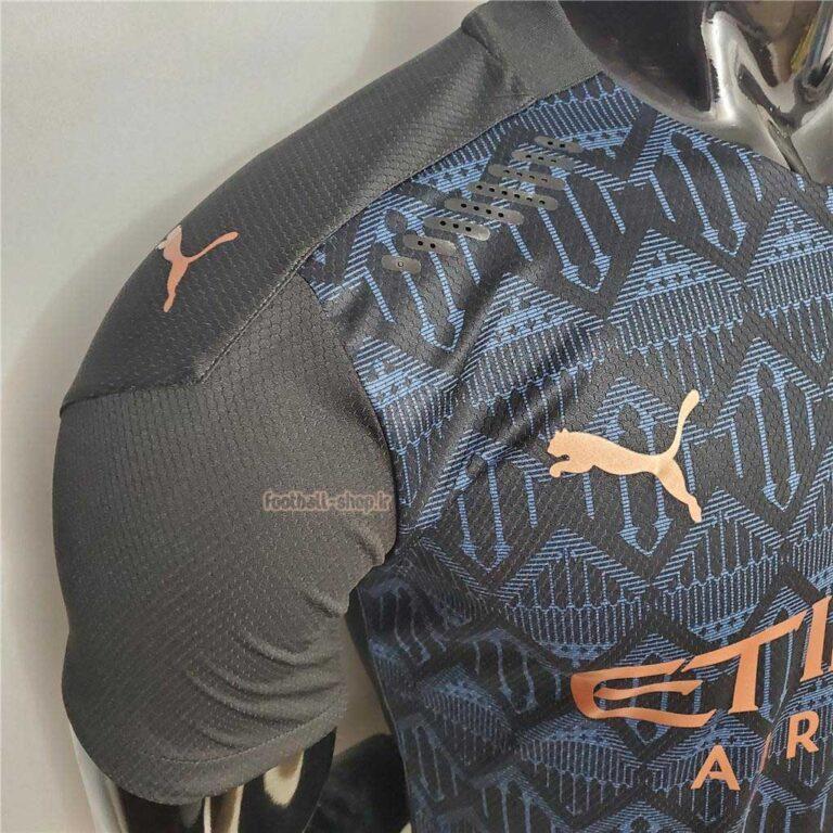 لباس دوم اریجینال آ پلاس +A منچسترسیتی2021 ورژن بازیکن-Puma
