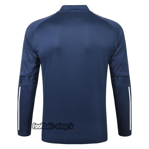 ست گرمکن شلوار سرمه ای +A اریجینال 2021 بوکاجونیورز-Adidas