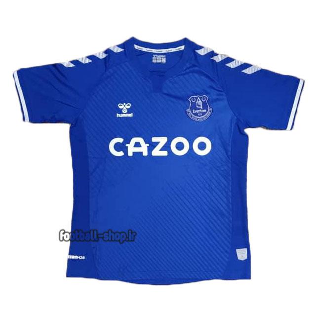 لباس اول آبی اریجینال آ پلاس اورتون ورژن بازیکن2021-Adidas