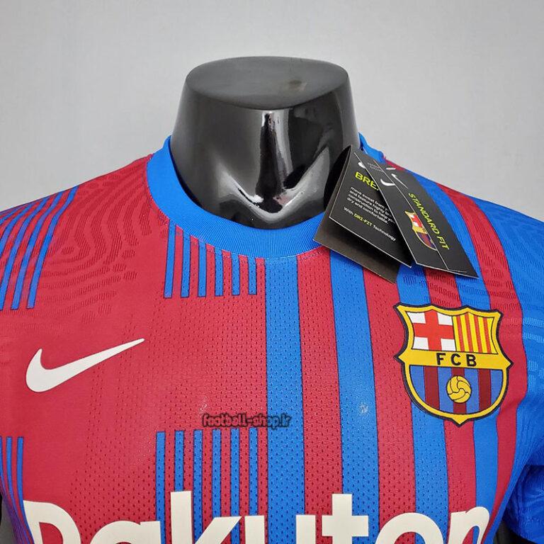 لباس اول اریجینال درجه یک +A بارسلونا 2022-2021 ورژن بازیکن-Nike