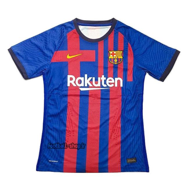 لباس اول اریجینال درجه یک +A بارسلونا 2022-2021 ورژن هوادار-Nike
