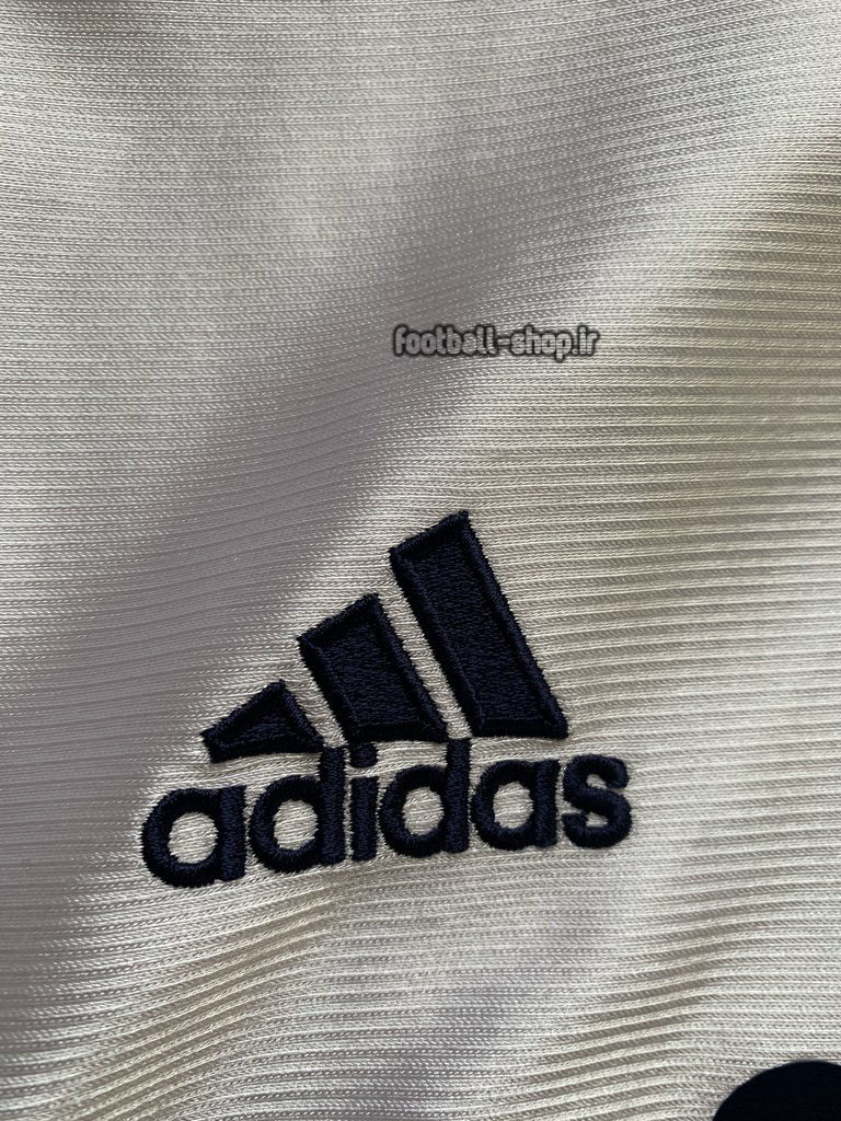 کیت اریجینال آ پلاس لباس سفید کلاسیک رئال مادرید 1999-2000-Adidas