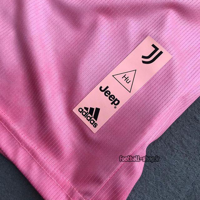 لباس چهارم صورتی اریجینال درجه یک +A یوونتوس 2021-Adidas