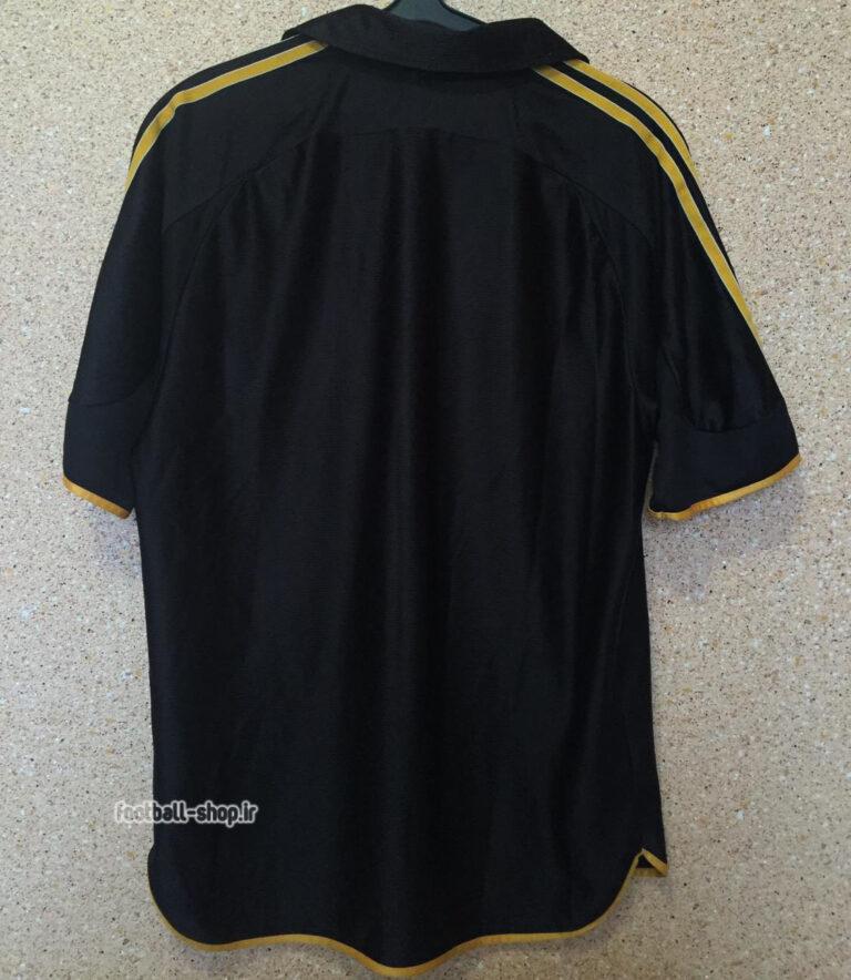 کیت اریجینال آ پلاس لباس مشکی کلاسیک رئال مادرید 1999-2000-Adidas