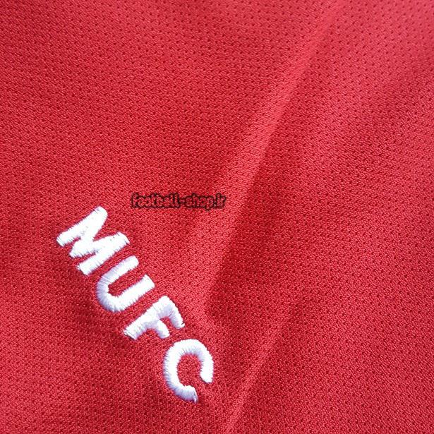 لباس اول کلاسیک منچستریونایتد 2006/07 +A اریجینال-Nike