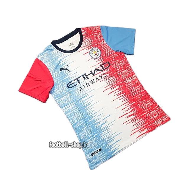 لباس اریجینال درجه یک +A منچسترسیتی 2022-2021 ورژن بازیکن-Nike