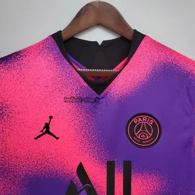 لباس چهارم پاری سن ژرمن 2021 +A اریجینال-Nike