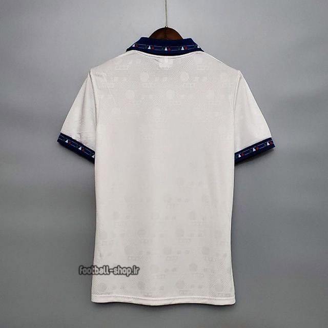 کیت اریجینال آ پلاس لباس کلاسیک ایتالیا 1994 سفید-Nike