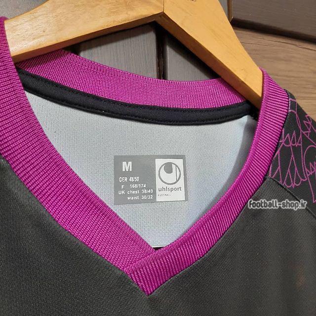 لباس مشکی پرسپولیس +A اریجینال 1400-Uhl sport
